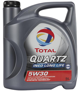 Quartz Ineo Long Life