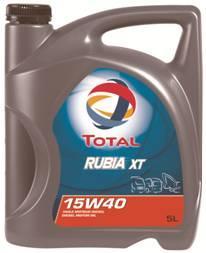 RUBIA XT 15W40 / 20W50