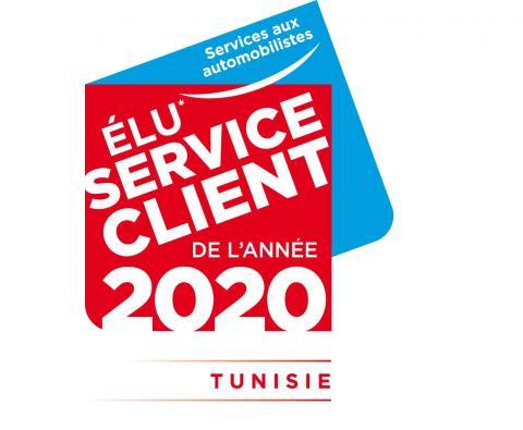ELU SERVICE CLIENT DE L'ANNEE 2020