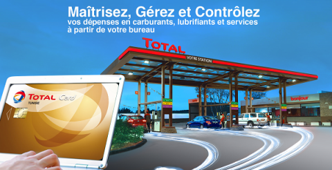 Total Card + Station service