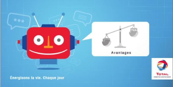 Chatbot carte